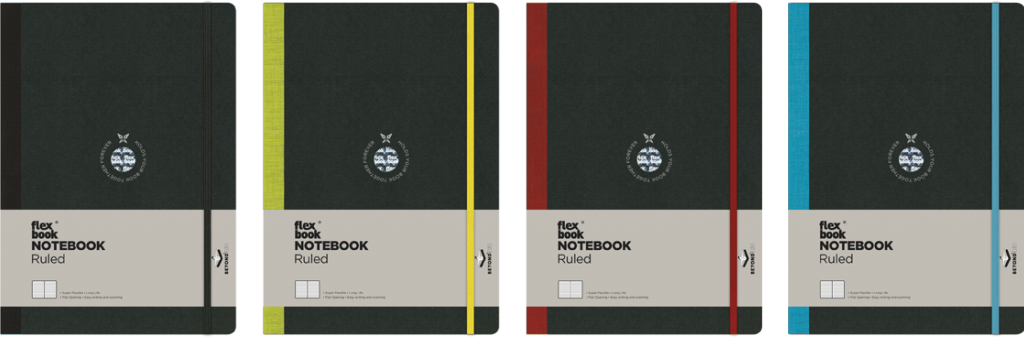 flex global notebooks ribbons