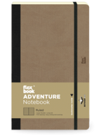 adventure notebook ruled
