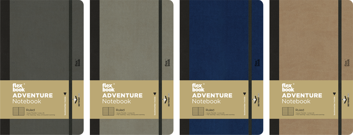 adventure notebooks